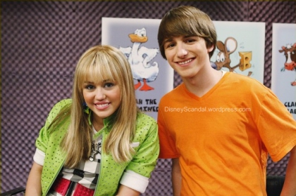 FRED on Hannah Montana [DisneyScandal]