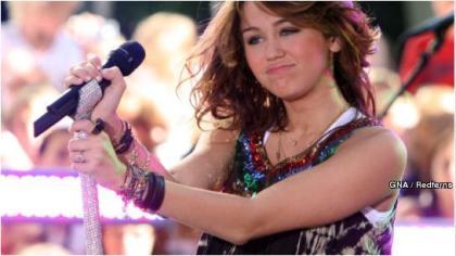 MileyUKChart